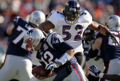 Patriots and Ravens renew their rivalry on Monday Night