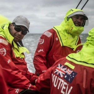 Team Dongfeng wins the 2018-19 Volvo Ocean Race