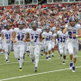 Holy Cross football wraps up season at Georgetown.