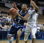 Holy Cross falls to URI