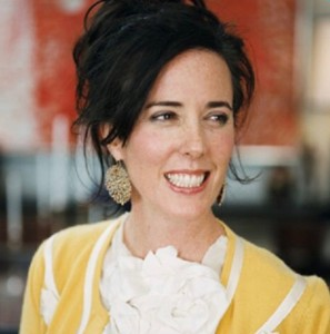 Kate Spade was found dead inside her apartment. She was 55 years old.