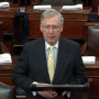 Senate Majority Leader Mitch McConnell  PHOTO: Senate.gov
