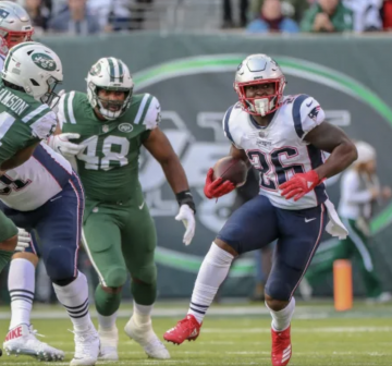 915cfb0db9c GoLocalWorcester | NEW: Patriots Run Past Jets 27-13 Behind Michel's 133  Rushing Yards