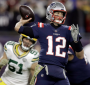 Tom Brady and the Patriots beat Green Bay 31-17 PHOTO: Patriots