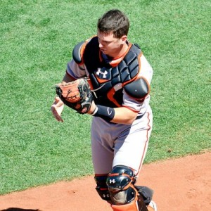 Buster Posey (Photo: