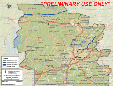 GoLocalWorcester Statewide Summit to Show Detailed MA Gas Pipeline