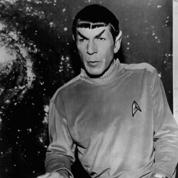 Golocalworcester Leonard Nimoy Spock Of Star Trek Has