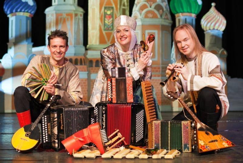 Museum of Russian Icons to Host Zolotoj Plyos Concert - GoLocal Worcester