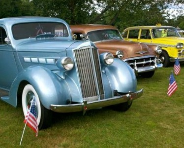 4th annual Cars in the Park set for Whitin Park in August