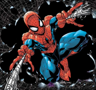 Check out the 30 years of Spider-Man panel