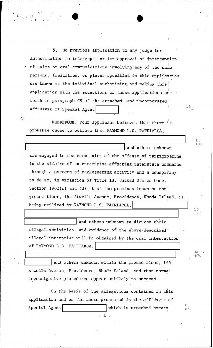 GoLocalWorcester | Cheat Sheet 55, FBI Files: FBI Source is