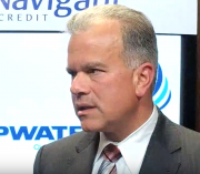 Speaker Mattiello was the target of Grebien's anger on Tuesday.
