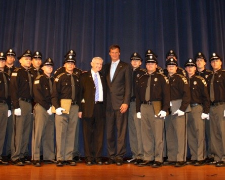 New Worcester County Sheriff Swears In New Correctional Officers