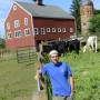 Young entrepreneur Ryan MacKay runs the successful Lilac Hedge Farm in Berlin, MA.