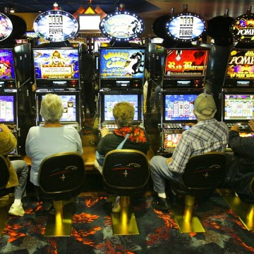 Slot parlor leominster ma