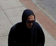 Worcester Police are asking for help in identifying suspect in armed robbery PHOTO: Worcester Police
