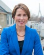 Healey became the first openly gay AG in the nation