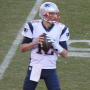 Tom Brady looks to lead the Patriots to an AFC Championship