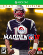 Brady to be on Madden 2018 cover