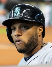 Robinson Cano hit a two run home run to help Mariners beat Red Sox