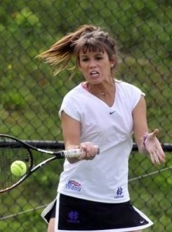 Golocalworcester Holy Cross Tennis Has Strong Local Ties