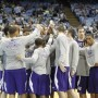 Holy Cross hosts Loyola in first round of Patriot League tournament.