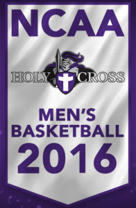 Holy Cross to raise championship banner on Sunday
