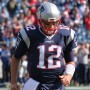 Tom Brady has a sprained AC Joint PHOTO: Peter Bond/Flickr