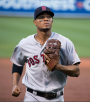 Xander Bogaerts was injured in first inning and did not return PHOTO: Keith Allison flickr