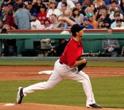 Drew Pomeranz struck out a career high 11 batters in Red Sox win
