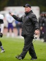 Holy Cross coach Tom Gilmore