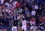 Kelly Olynyk and Kelly Oubre fight