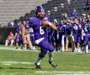 Peter Pujals throws five touchdown passes