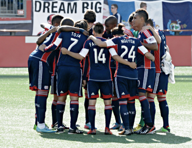 Revs fall to Columbus 2-0.   PHOTO: md.faisalza