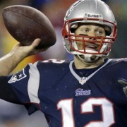 All eyes will be Tom Brady's right hand on Sunday
