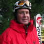 Herb Stevens, GoLocalWorcester's Skiing Weatherman